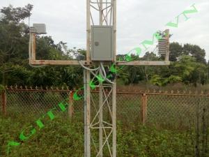 Trạm đo thời tiết tự động