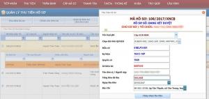 Phần mềm quản lý Chi cục An toàn Vệ sinh Thực phẩm