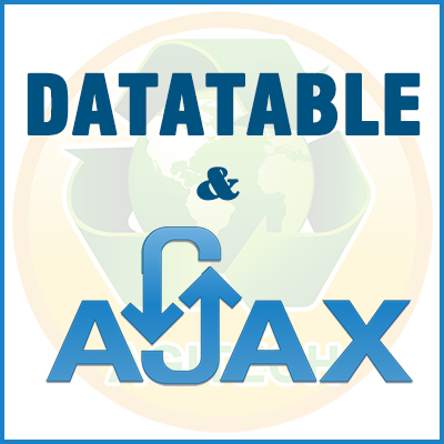 datatable ajax