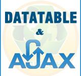 Cách tắt báo lỗi và thực hiện lấy lại dữ liệu với Ajax DataTable