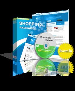 Shopping Package (Joomla)
