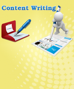Content Writer for web
