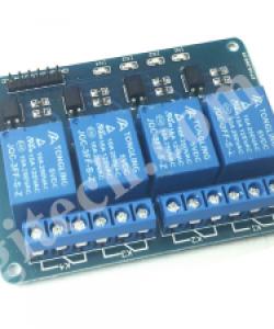 Module 4 Relay Với Opto Cách Ly (5VDC)