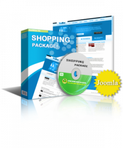 Shopping Package (Joomla)